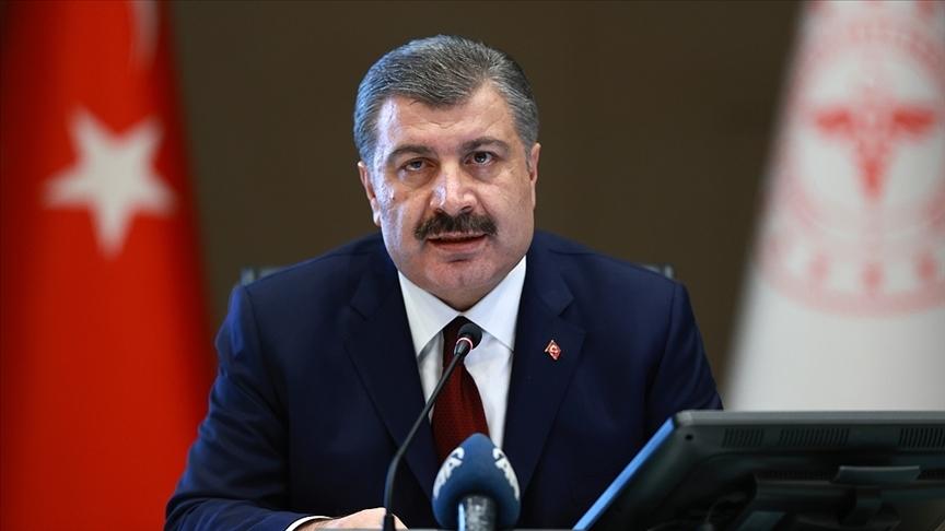 Sağlık Bakanı Fahrettin Koca'dan 'Rize' açıklaması