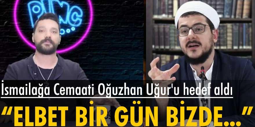 İsmailağa Cemaati'nden Abdulhâlık Ustaosmanoğlu, Oğuzhan Uğur'u hedef aldı