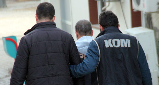 Doğan Holding Ankara Temsilcisi tutuklandı