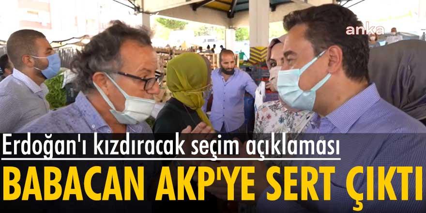 Ali Babacan net konuştu: Bu işin bittiğini biliyorlar