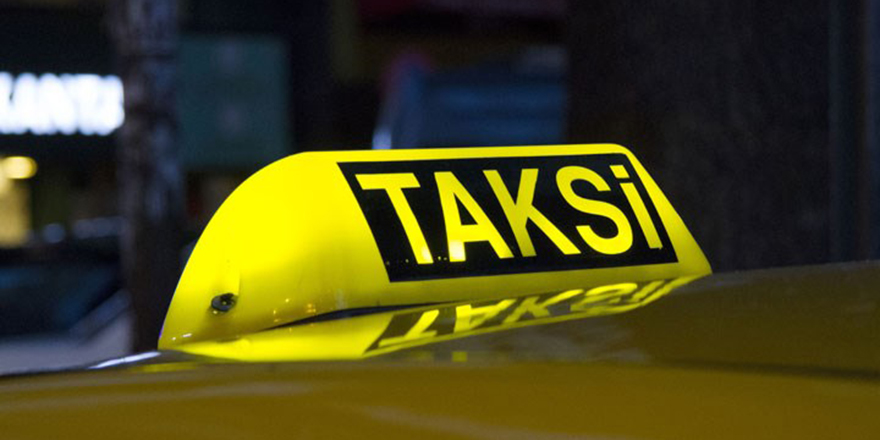 Taksilerde flaş değişiklik