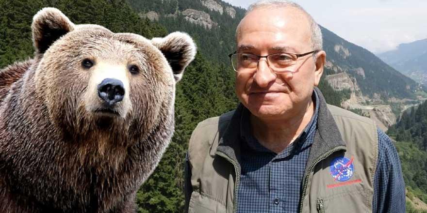 Prof. Dr. Mikdat Kadıoğlu'nun başı evine dadanan bozayıyla dertte!