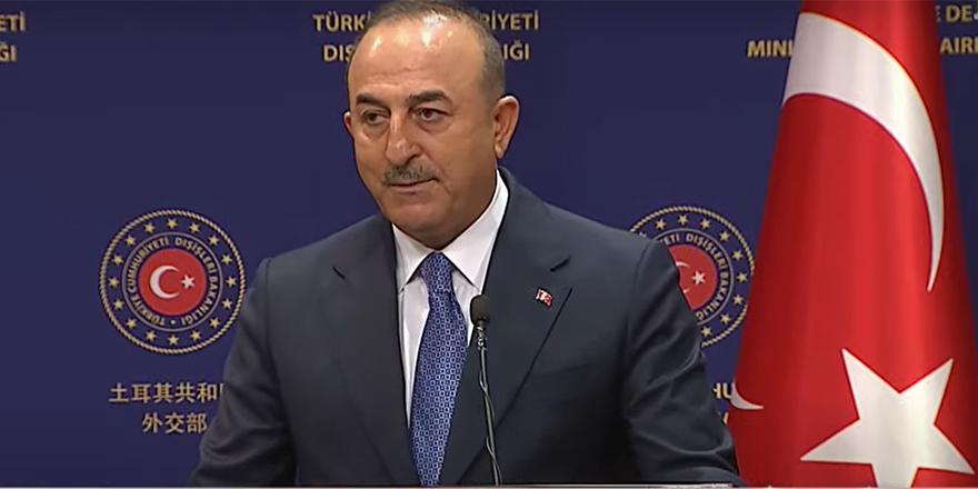Bakan Çavuşoğlu: Afganistan sorununun çözümü için işbirliği şart