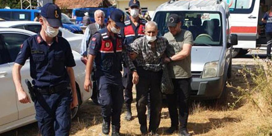 Kütahya'da 17 saat boyunca kaybolan Niyaz Ceylan'ı 60 kişilik arama ekibi buldu
