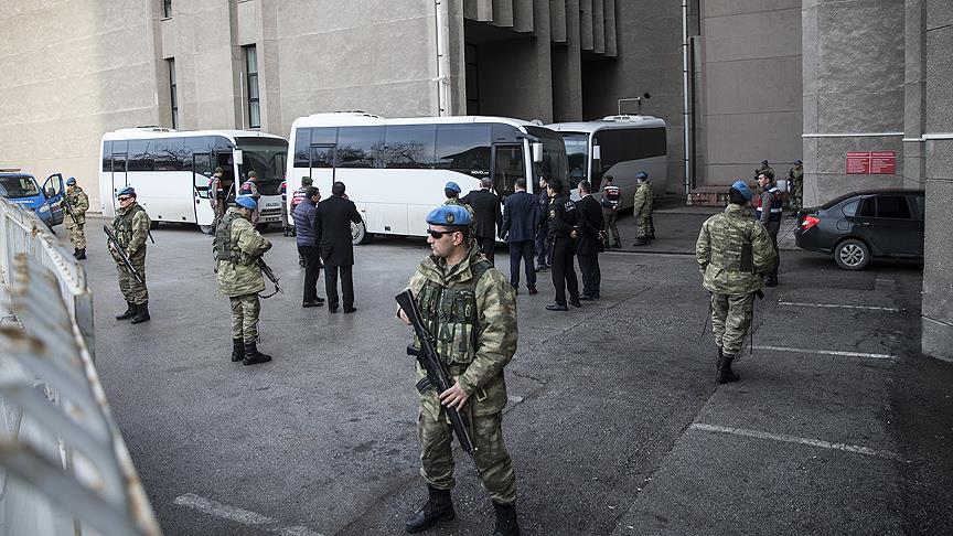 Ankara Adliyesinin ajandası yoğun