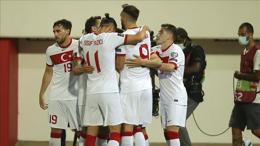 A Milli Futbol Takımı, Cebelitarık deplasmanında ikinci yarıda bulduğu gollerle kazandı