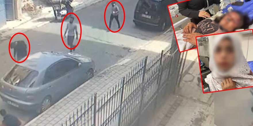 İstanbul Sancaktepe'de hırsızlar anne ve kızına kabusu yaşattı