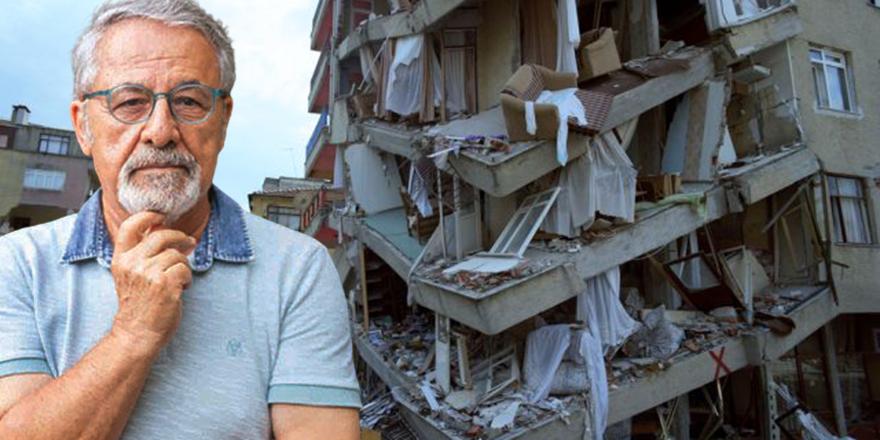 Naci Görür beklenen İstanbul depremi için uyardı