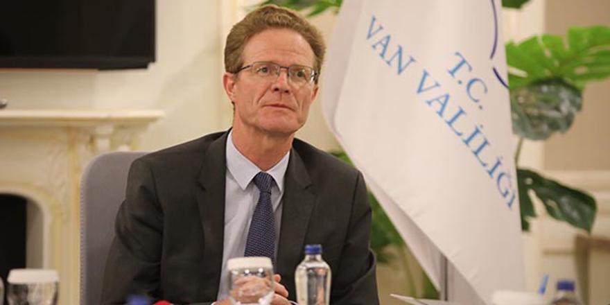 AB Türkiye Delegasyonu Başkanı Landrut, Afganistan ve göçmenler üzerine konuştu