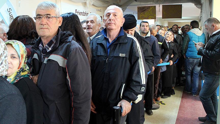 Bulgaristan'dan Türk seçmene engel