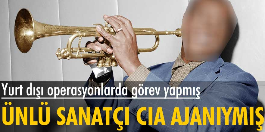 Ünlü caz müzisyeni Louis Armstrong'un CIA ajanı olduğu iddia edildi