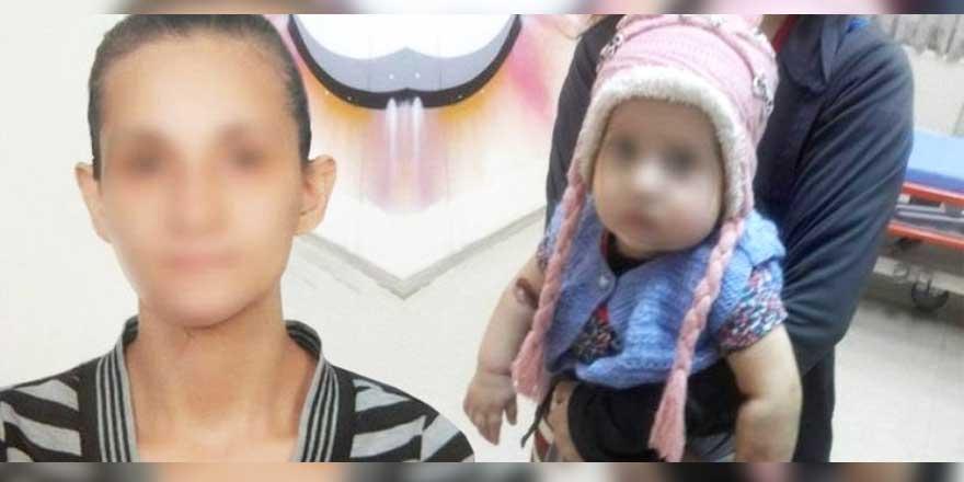 Bebeğine çamaşır suyu enjekte eden kadın, tahliyesini istedi
