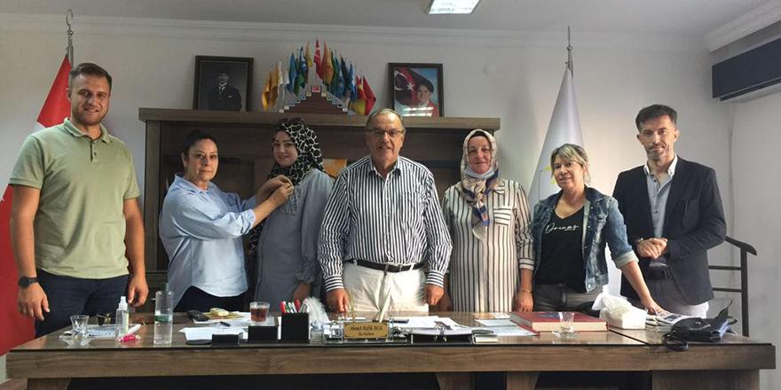 İYİ Parti'ye katılımlar devam ediyor