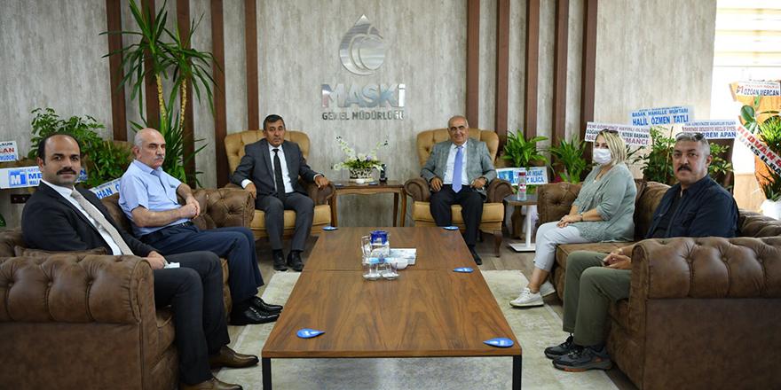 İYİ Parti Malatya İl Başkanı'ndan hayırlı olsun ziyareti