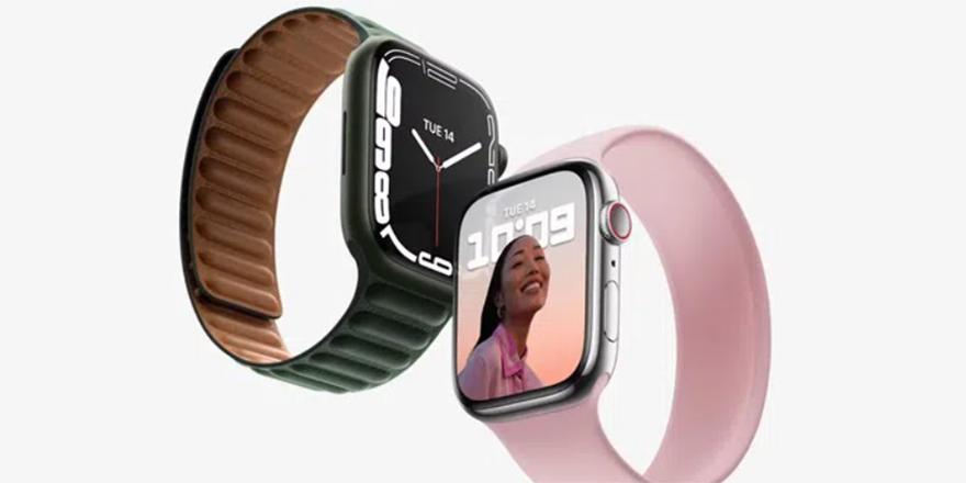 Apple Watch Series 7 tanıtıldı