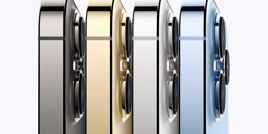 Apple'ın en güçlüleri iPhone 13 Pro ve 13 Pro Max tanıtıldı