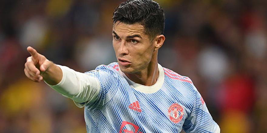Ronaldo takımını kurtaramadı