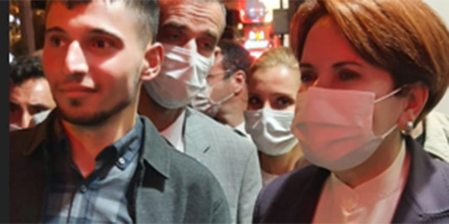 İYİ Parti lideri Meral Akşener, Ardahan'da yoğun ilgiyle karşılandı