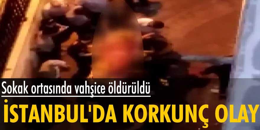 İstanbul'da korkunç olay! Fatıma Ayderi sokak ortasında vahşice öldürüldü