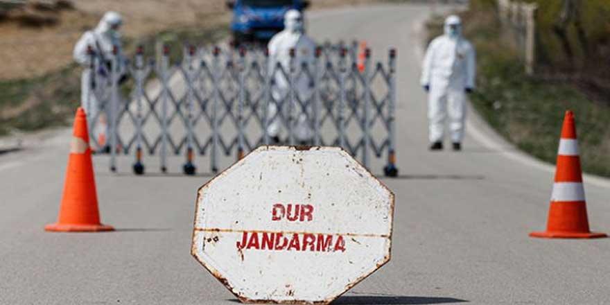 Nusaybin'de 2 mahalle karantinaya alındı!