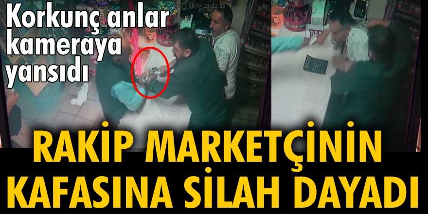 İstanbul'da market sahipleri arasında silahlı kavga çıktı