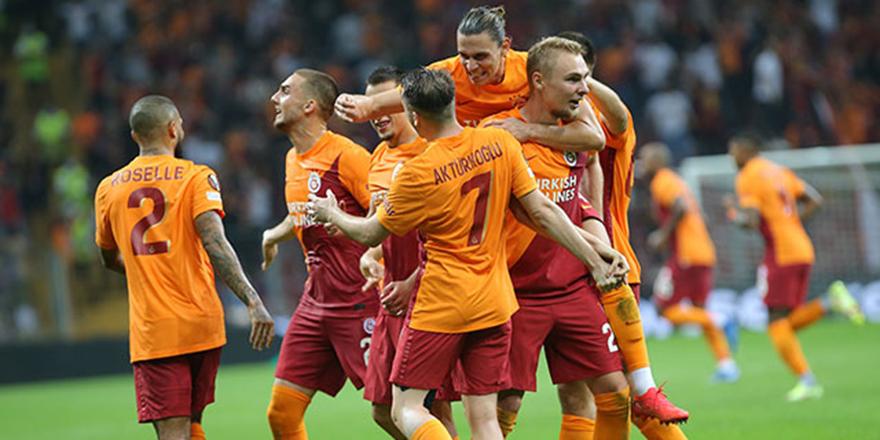 Galatasaray - Lazio: 1-0