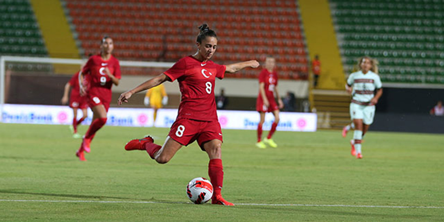 Türkiye - Portekiz: 1 - 1