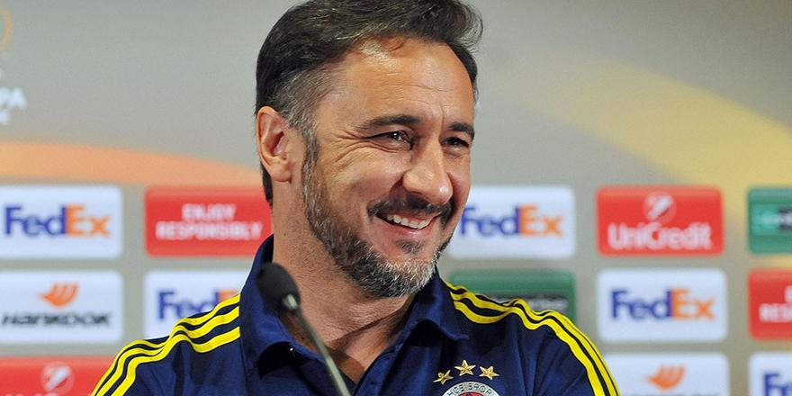 Vitor Pereira: Eminim ki Fenerbahçe taraftarları takımlarıyla gurur duyuyorlardır