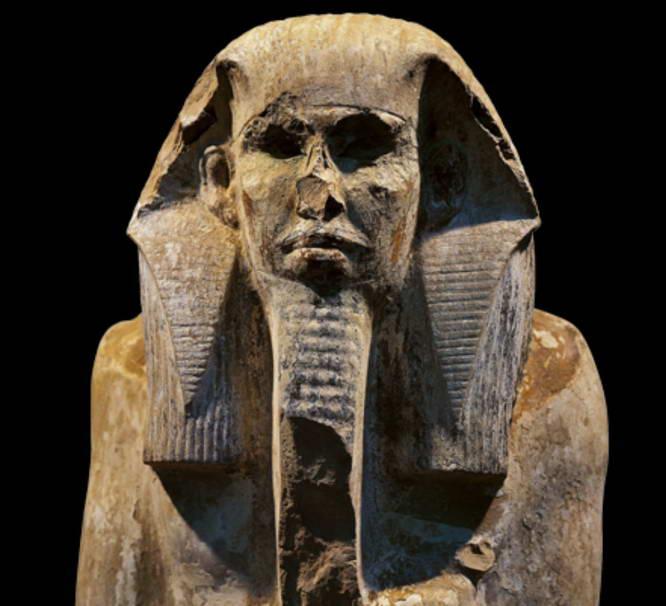 Firavun Zoser'in mezarı eski görkemine kavuştu
