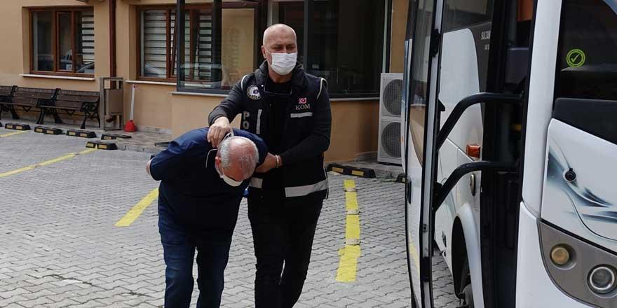 Konya'da suç örgütüne operasyon! 3 kişi...