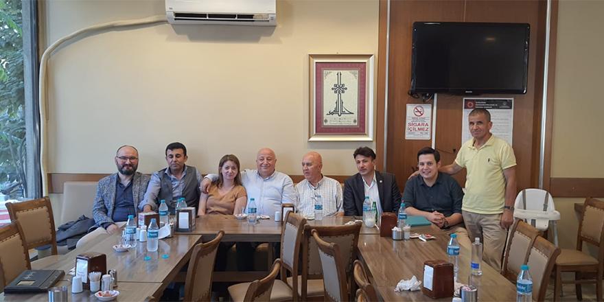 İYİ Parti Fatih İlçe Başkanlığı, olası erken seçim için çalışmaya başladı