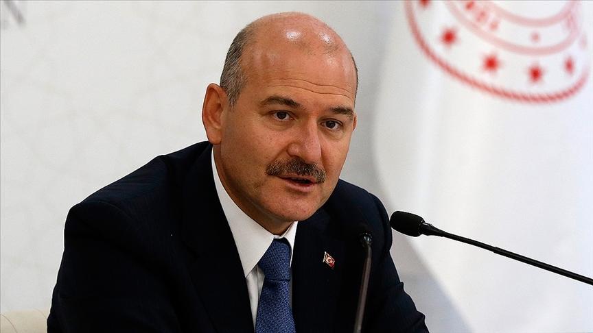 Soylu, Türkiye'deki terörist sayısını açıkladı