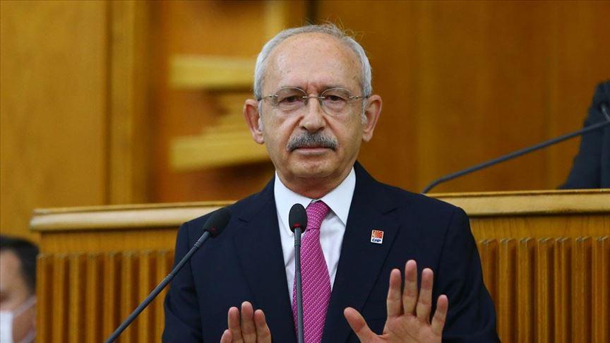 Kemal Kılıçdaroğlu'ndan adaylık tartışmalarına dair açıklama