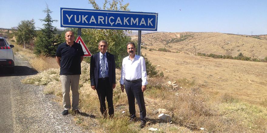İYİ Parti Elazığ İl Başkanlığı çiftçinin sorunlarını dinledi