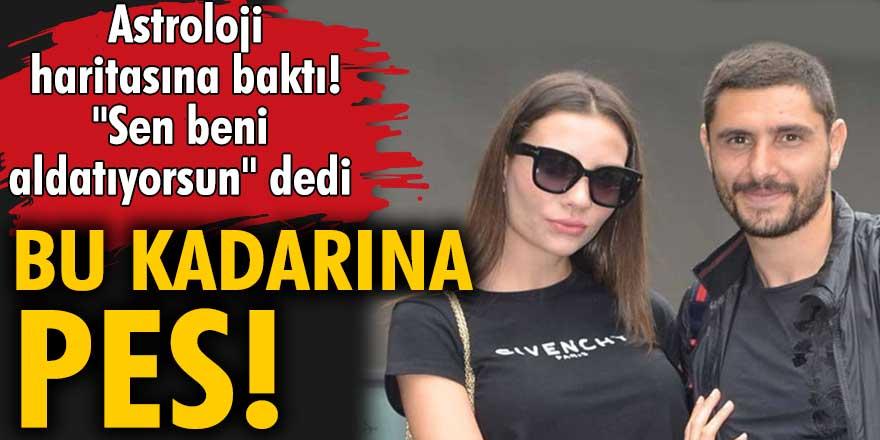 Ünlü futbolcu Özer Hurmacı'nın evliliği astroloji haritası yüzünden bitiyor