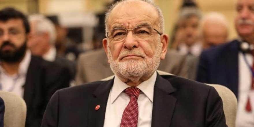 Temel Karamollaoğlu'ndan 'tek aday' açıklaması