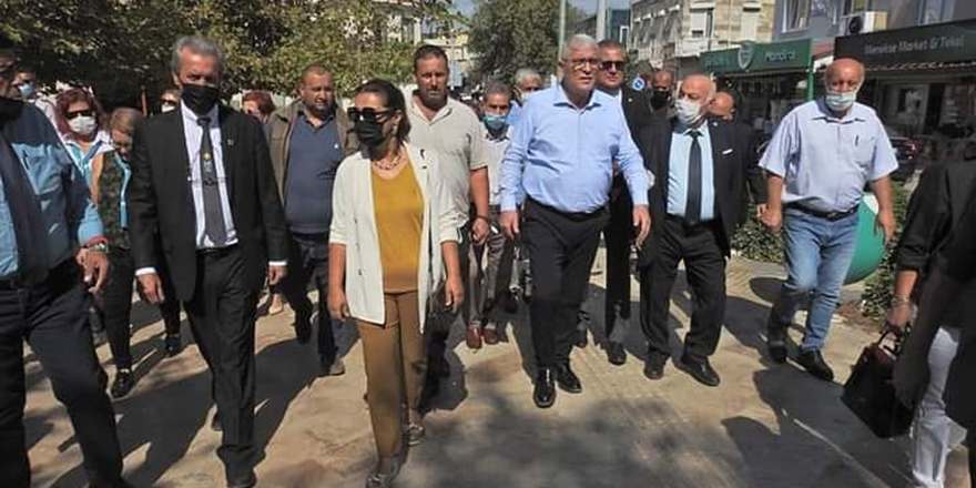 İYİ Parti Milletvekili Dervişoğlu'ndan Urla çıkarması