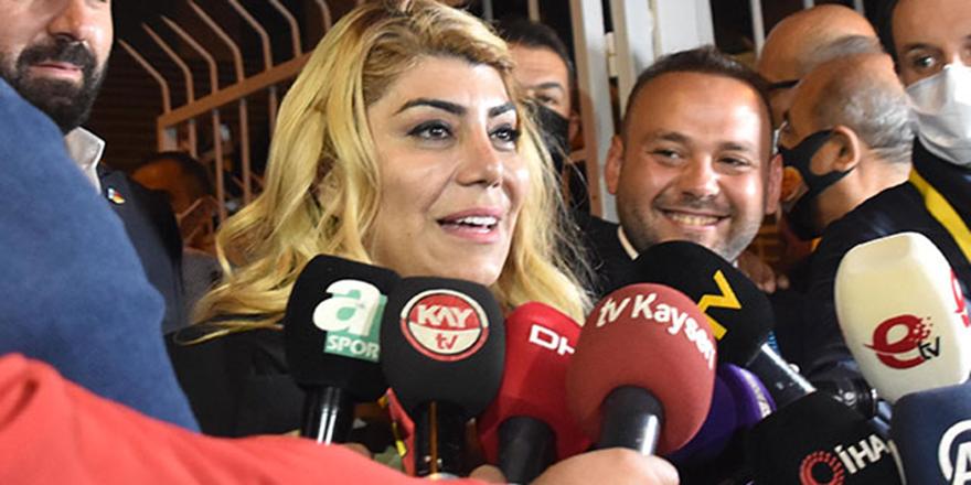Başkan Gözbaşı: Kayserispor'u hak ettiği noktaya çıkaracağız