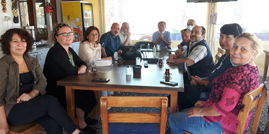 İYİ Parti Seferihisar İlçe Başkanlığı'dan önemli ziyaret