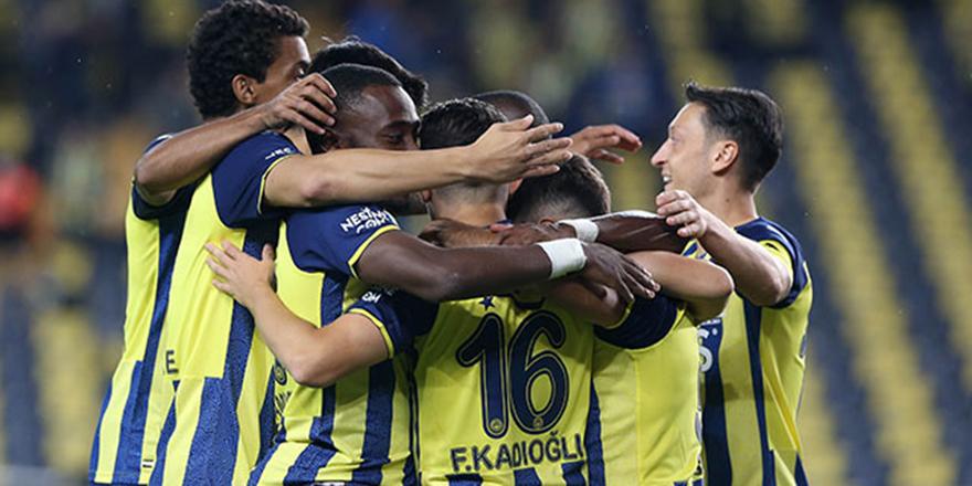 Fenerbahçe - GZT Giresunspor: 2-1