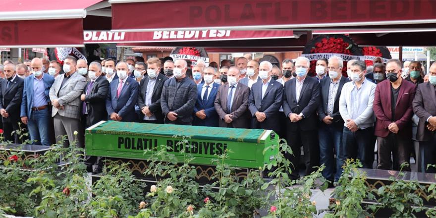 İYİ Partili Yetkin Öztürk'ün acı günü