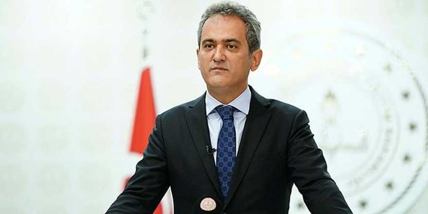 Milli Eğitim Bakanı Mahmut Özer, bağışıklık kazanan öğretmen oranını açıkladı