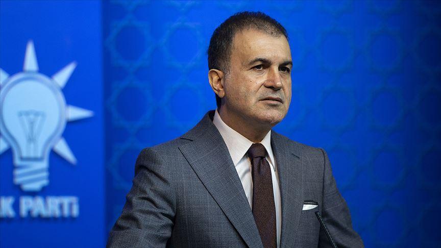 AKP'li Çelik: Alevi-Sünni vatandaş gibi bir ayrımı kabul etmiyoruz