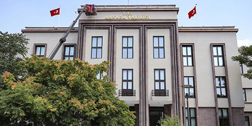 Ankara Valiliği duyurdu: O öğretmen görevden uzaklaştırıldı