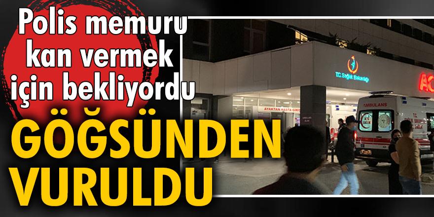 Çekmeköy'deki kavgada silah ateşlendi: İki yaralı!