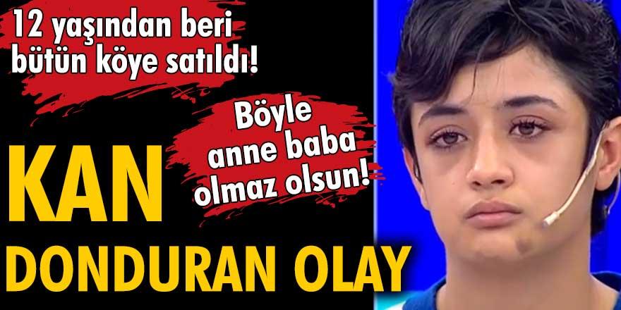 Didem Arslan Yılmaz'la Vazgeçme'de 17 yaşındaki Dilek uğradığı istismarı anlattı!
