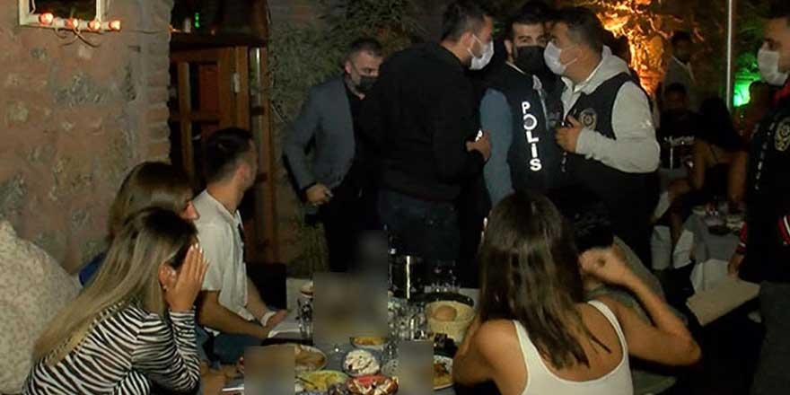 İstanbul'da eğlence mekanlarına gece denetimi