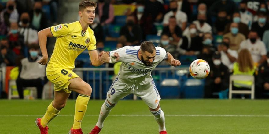 Real Madrid haftayı golsüz bitirdi