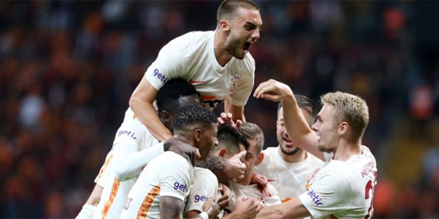 Galatasaray'dan haftalar sonra gelen galibiyet