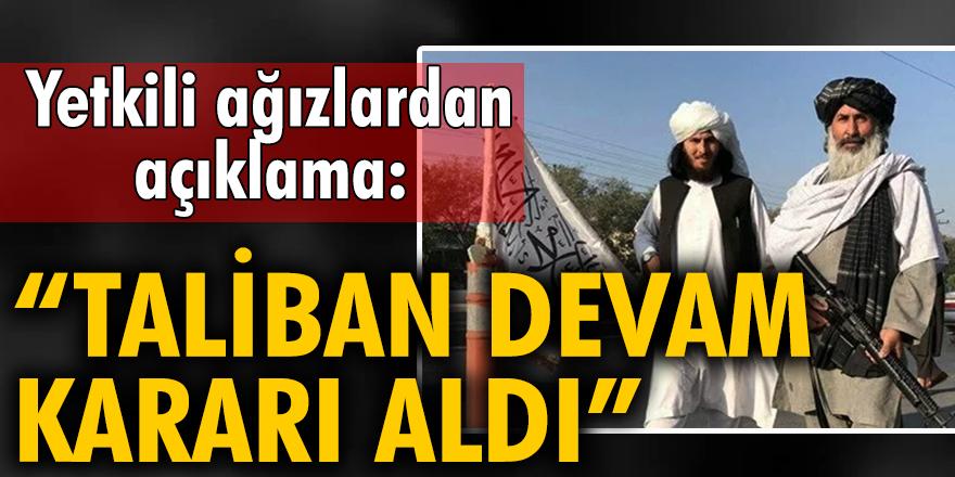 Taliban, Hamid Karzai Havalimanı'nın faaliyete devam edeceğini açıkladı